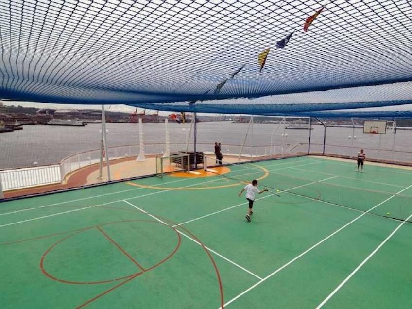 Los mejores centros de tenis