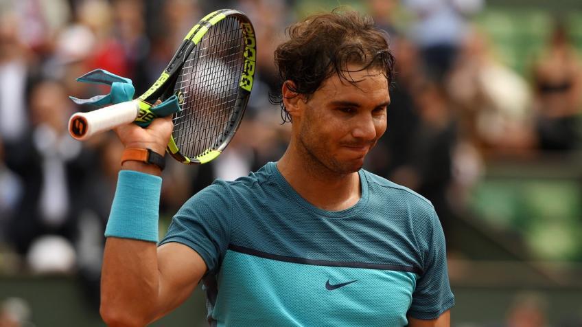 Rafael Nadal - Roland Garros 2016