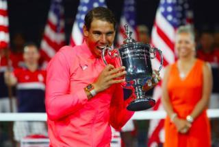 Las fotos más bellas de US Open