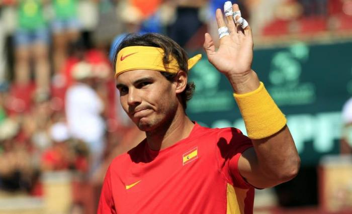 Nadal no disputará la Davis