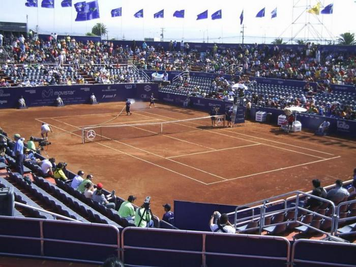 Chile apunta a regresar al calendario ATP