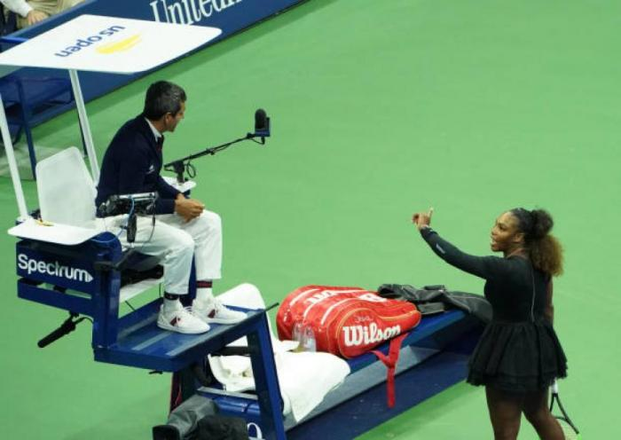 Serena Williams no se verá influenciada por el escándalo del Us Open