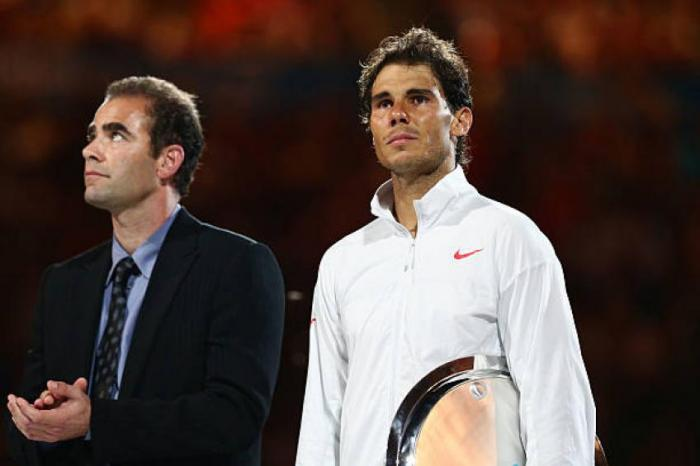 Qué Rafa superara Grand Slams de Sampras fue inimaginable, dice Toni Nadal