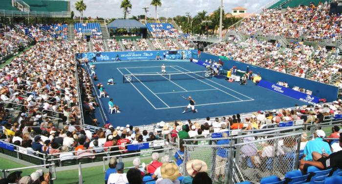 Dos grandes del Top-ten confirmados para el Delray Beach Open 2019
