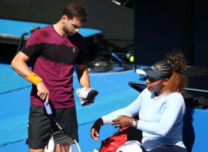Djokovic, Halep y Williams avanzan en el Australian Open
