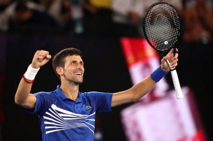 No sé si alcanzaré el Grand Slam de Calendario, dice Novak Djokovic