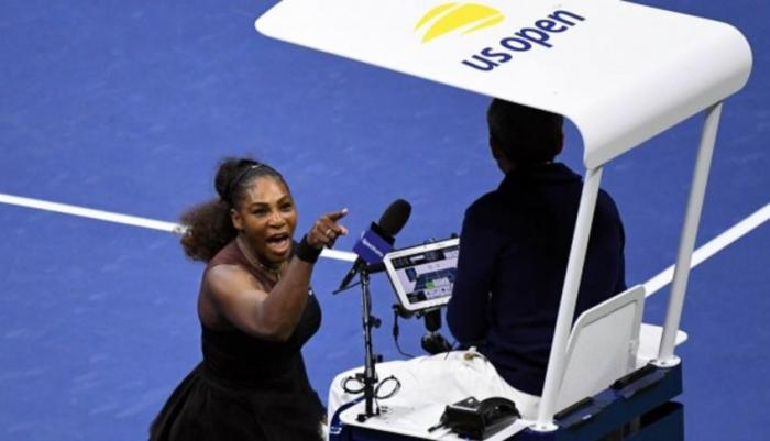 No puedes justificar a Serena Williams en final del US Open - López
