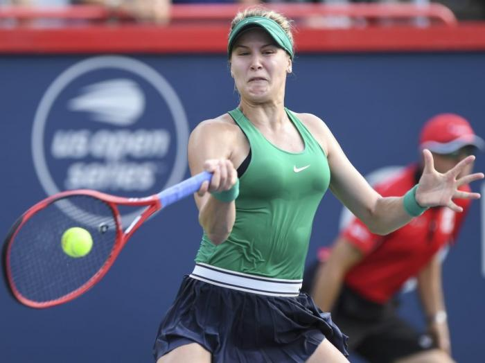 Eugenie Bouchard jugará para los Orange County Breakers el 23 de julio