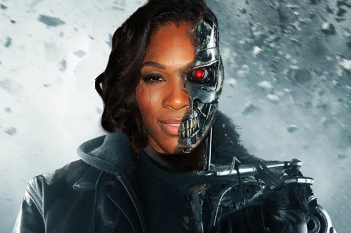 El papel de Serena Williams en Terminator: Dark Fate