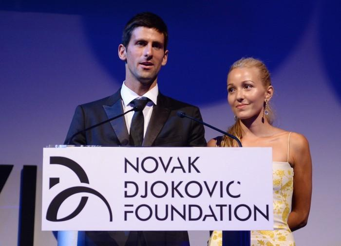 La fundacion Novak Djokovic realiza una enorme iniciativa!! (VIDEO DENTRO)