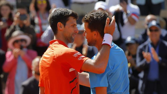 Novak Djokovic: Espero que no acabe tan pronto el dominio del 'Big-3'