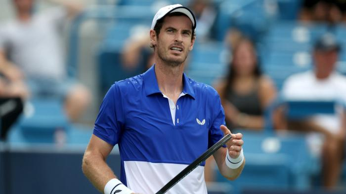 Murray pierde en primera ronda - Deporte General