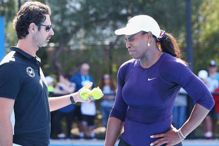 No me arrepiento de dirigir a Serena Williams en final del US Open - Coach