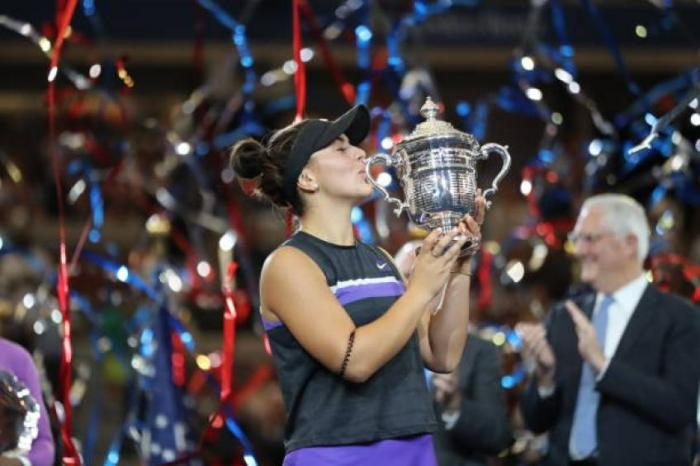 Es normal que Bianca Andreescu venciera a Serena Williams en el US Open