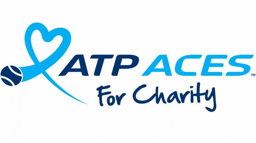 Las fundaciones Rafael Nadal y Novak Djokovic reciben el 2020 ATP ACES for Charity