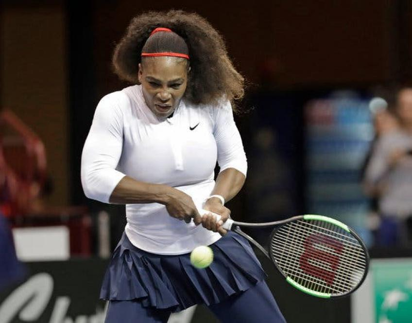 Serena Williams volverá a la Fed Cup
