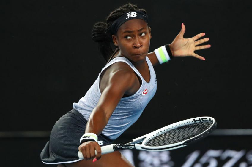 Tenista adolescente vence otra vez a Venus Williams