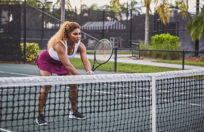 Serena Williams anuncia asociación con Amazon