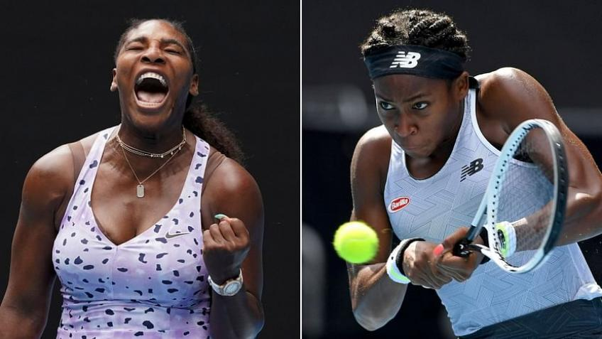 Serena Williams y Coco Gauuf jugarán en la Fed Cup