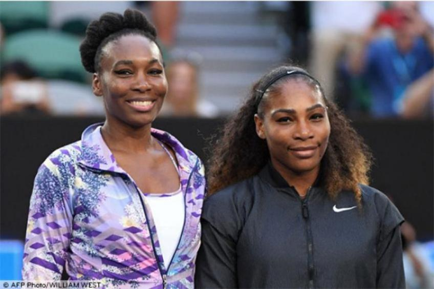 Serena Williams todavía copia todo lo que hago - Venus Williams