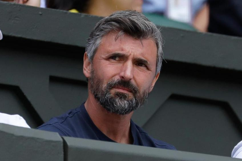 Goran Ivanisevic: espero que el año que viene todo sea normal