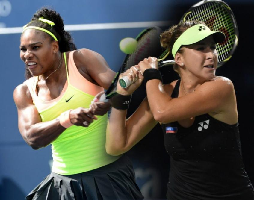 Serena Williams ya no domina - Belinda Bencic