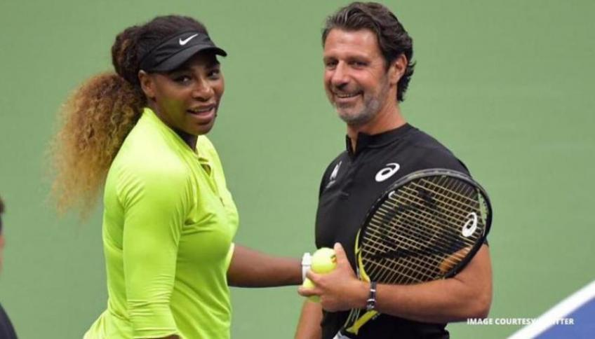 Patrick Mouratoglou da su veredicto sobre el 24º Grand Slam de Serena Williams