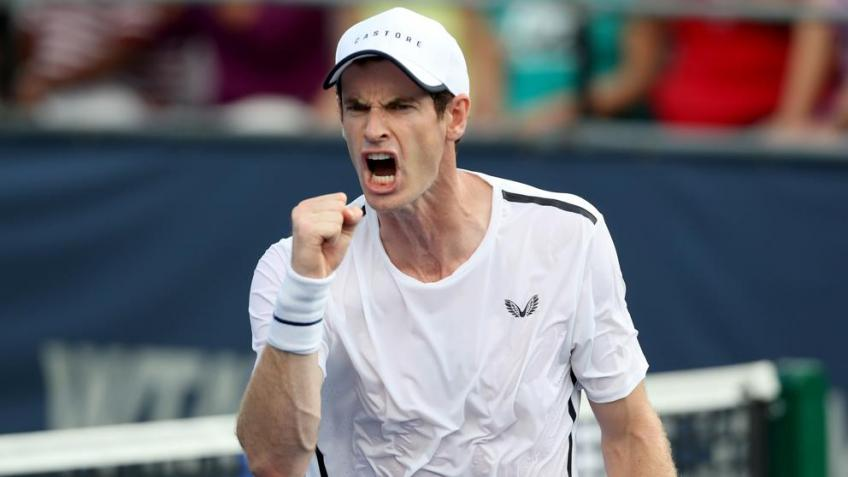 Andy Murray: planeo intentar estar en forma para el Abierto de Estados Unidos