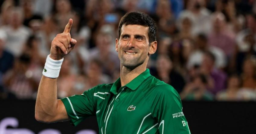 Us Open 2020: Novak Djokovic, encaminado hacia su 18o Grand Slam