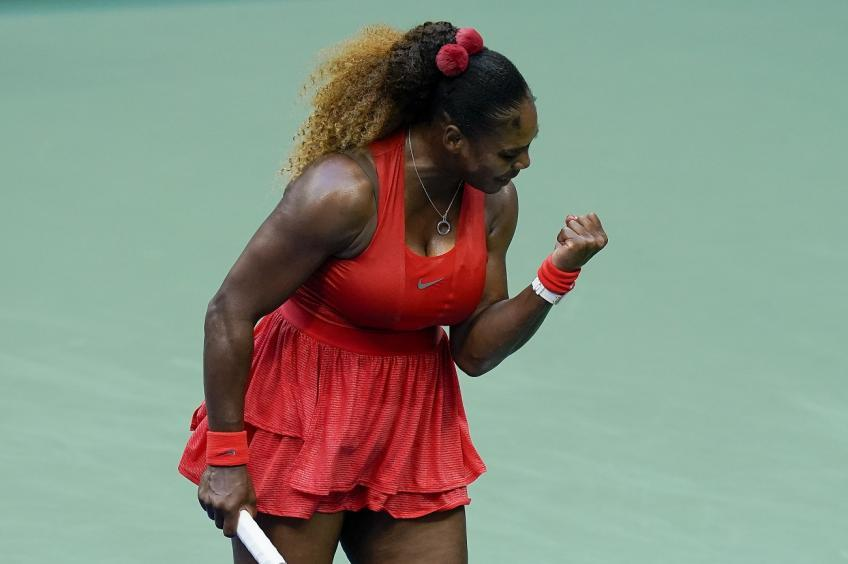 Serena Williams: Tratar de ser perfecto no es una forma divertida de vivir tu carrera