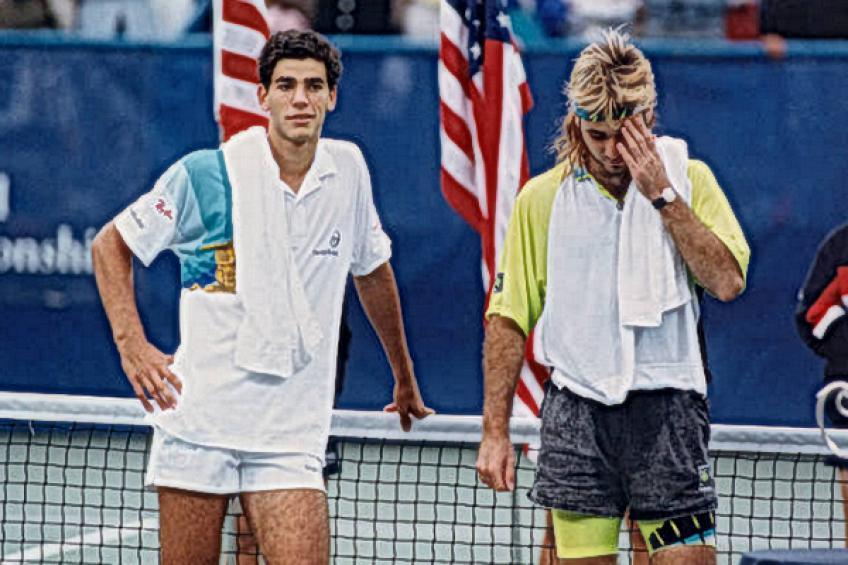 Flashback US Open: Pete Sampras supera a Agassi en final del Major más joven