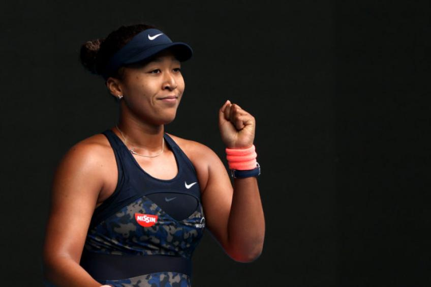Naomi Osaka se une al grupo Elite de Serena Williams