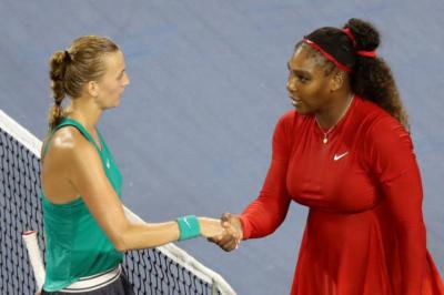 No temo a Serena Williams, dice Petra Kvitova