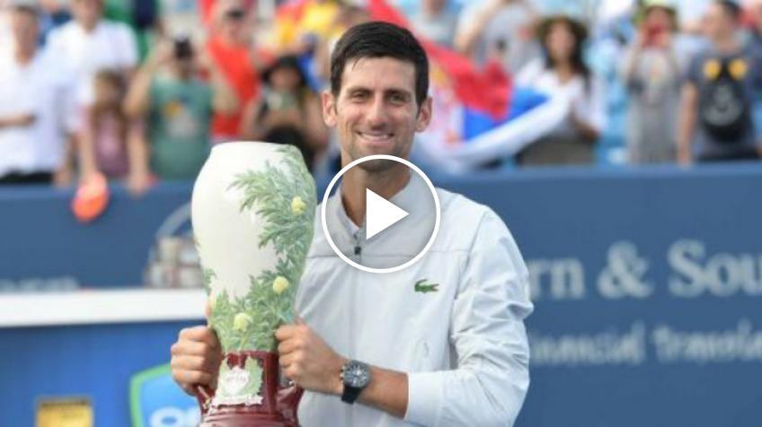 El día que Novak Djokovic puso su nombre, para siempre, en la historia del tenis