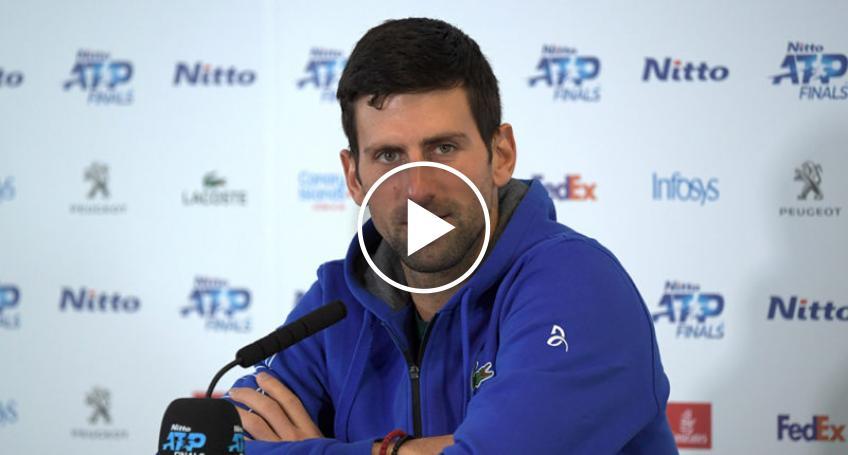 Fue una oferta tentadora - Novak Djokovic sobre cambiar de nacionalidad