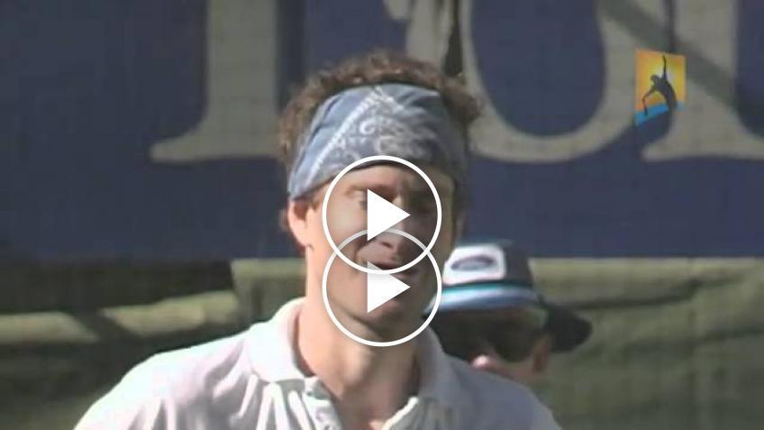 Desde John McEnroe a Serena Williams, las descalificaciones más famosas del tenis