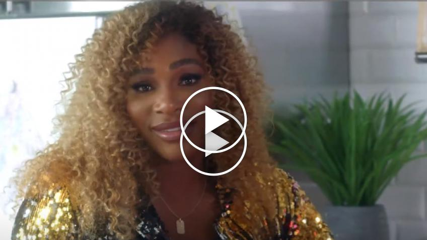 Serena Williams revela una de sus mejores historias de ruptura