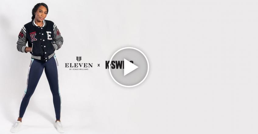 Venus Williams  confirma asociación con K-Swiss