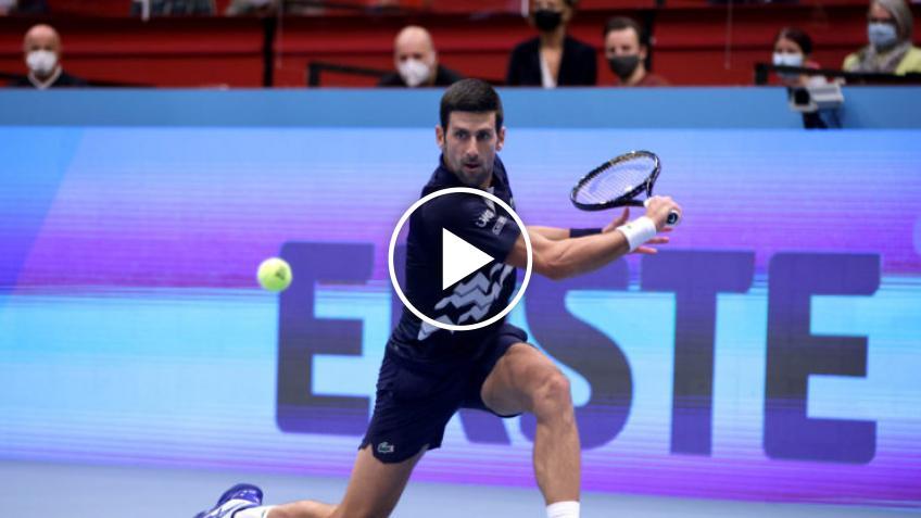 Leyendas ponen a Djokovic por delante de Federer y Nadal en la carrera 'GOAT'