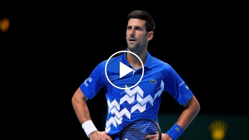 Entrenador afirma que Djokovic no estaba en forma durante final de Abierto de Francia