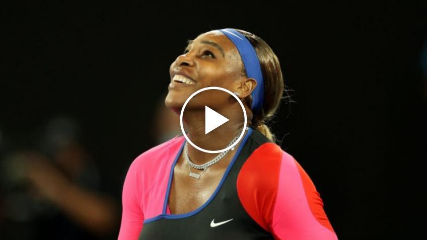 Jennifer Brady afirma a Serena Williams como la GOAT del tenis