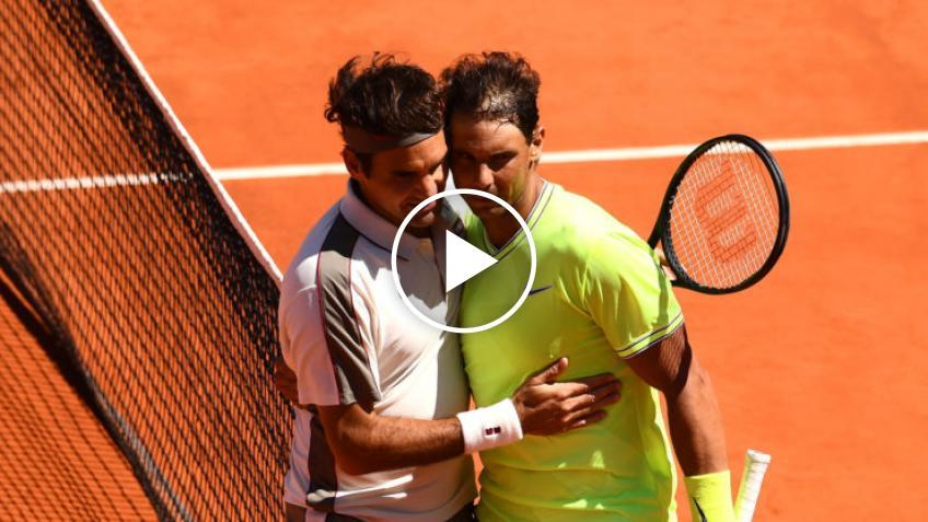 Djokovic reitera la importancia de Federer y Nadal en su carrera