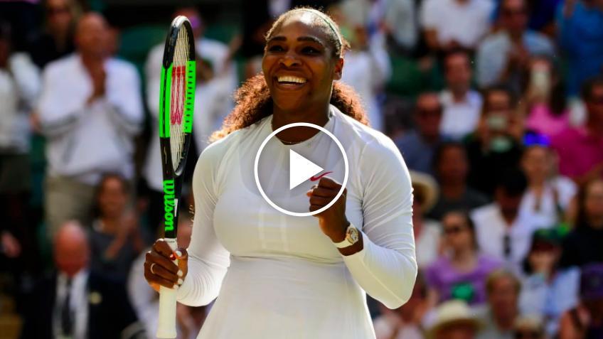 Serena Williams en la lista de los prodigios deportivos de todos los tiempos