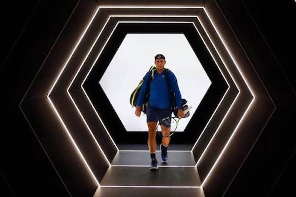Paris Bercy: Nadal vs Cuevas