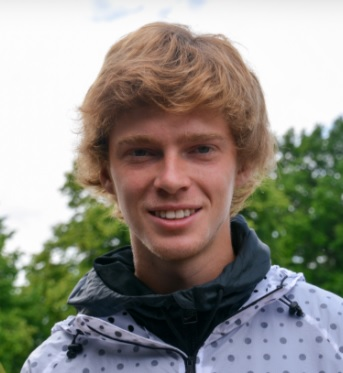 Photo of Andrey Rublev